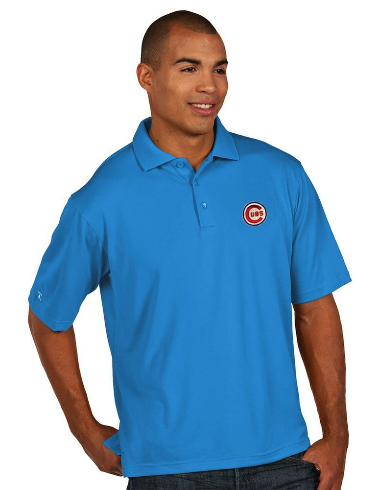 1969 XTRA-LITE CHICAGO CUBS POLO - Ivy Shop