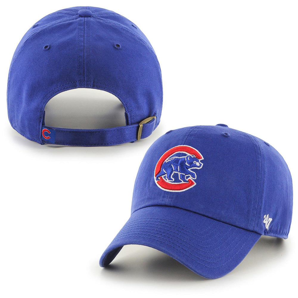 YOUTH '47 CLEAN UP YOUTH CHICAGO CUBS ADJUSTABLE CAP