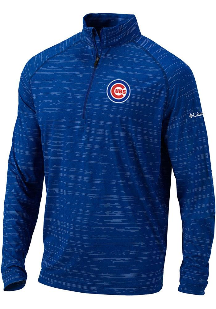 APPROACH COLUMBIA CHICAGO CUBS HALF ZIP