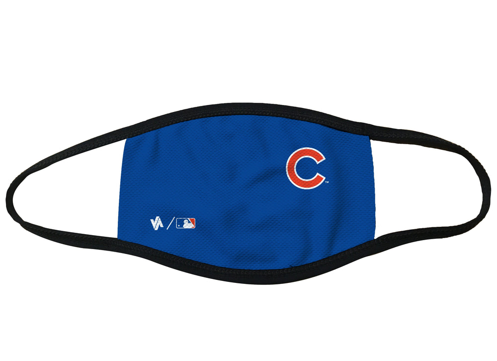 AUTHENTIC ON-FIELD CHICAGO CUBS MASK