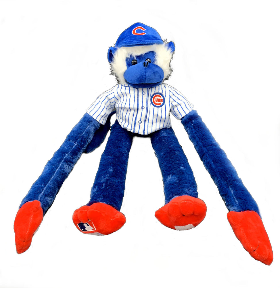 CHICAGO CUBS HOME JERSEY RALLY MONKEY
