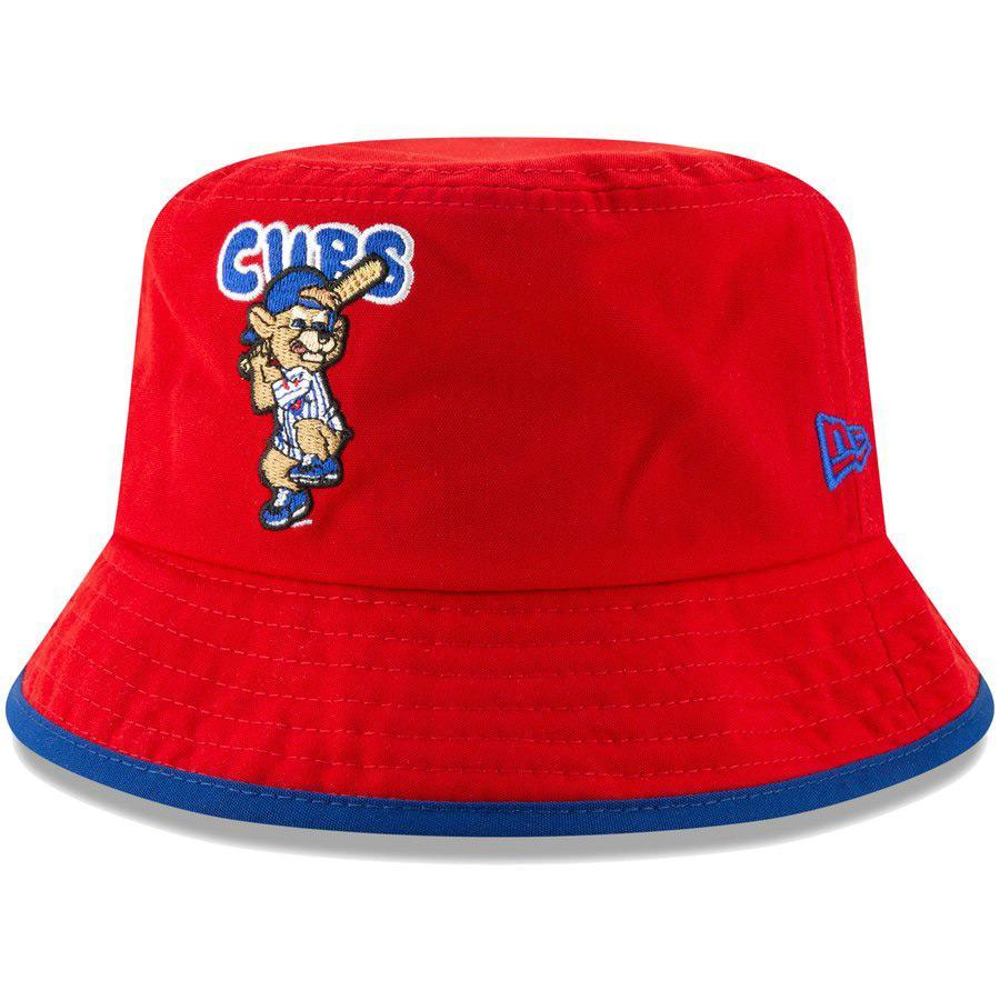 CLARK THE CUB INFANT CHICAGO CUBS BUCKET HAT