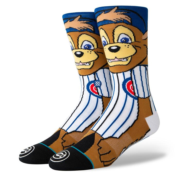 CHICAGO CUBS CLARK THE CUB SOCKS