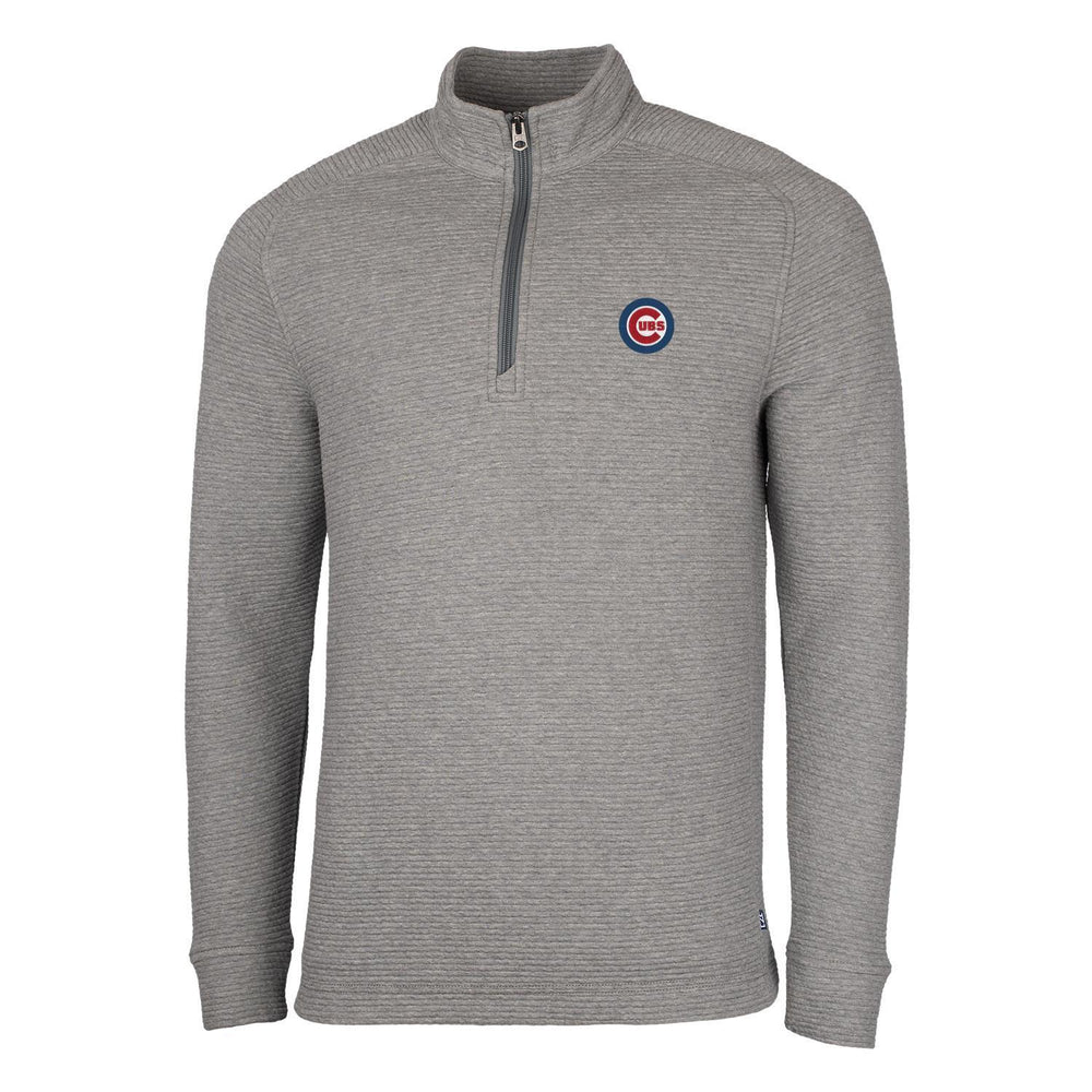 COASTAL 3D CHICAGO CUBS HALF ZIP