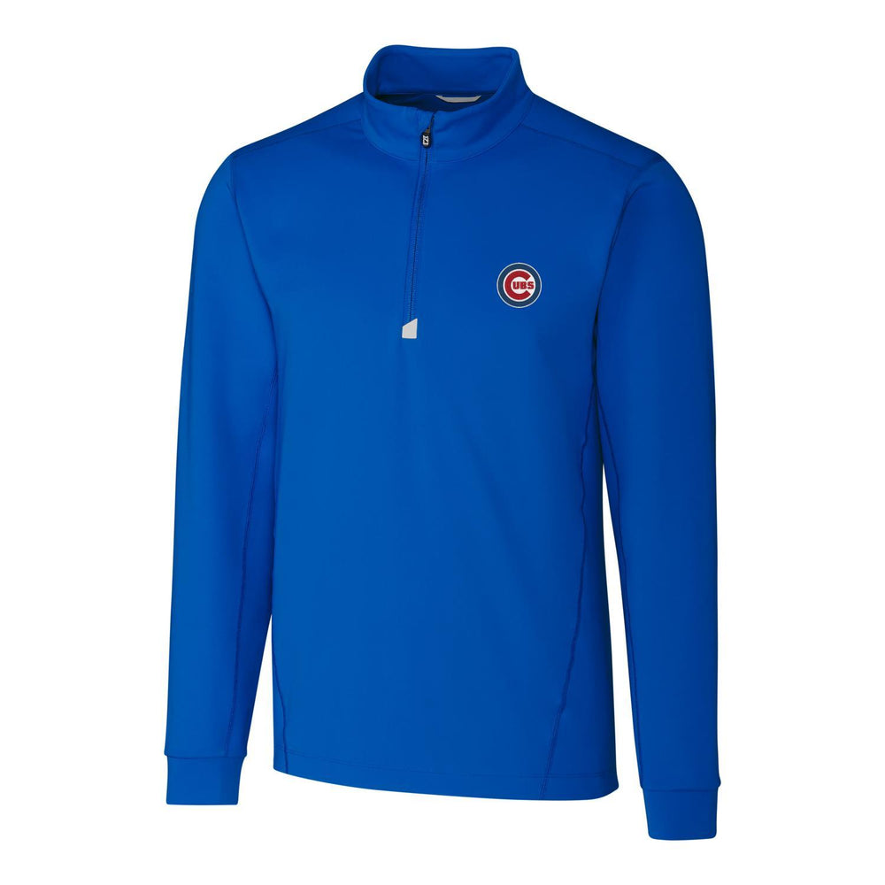 TRAVERSE 3D BULLSEYE CHICAGO CUBS HALF ZIP - Ivy Shop