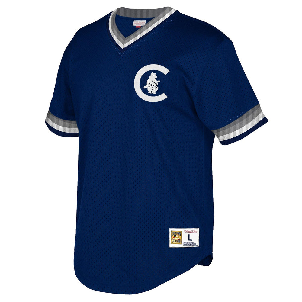 YOUTH MESH BP 1914 CHICAGO CUBS JERSEY - Ivy Shop