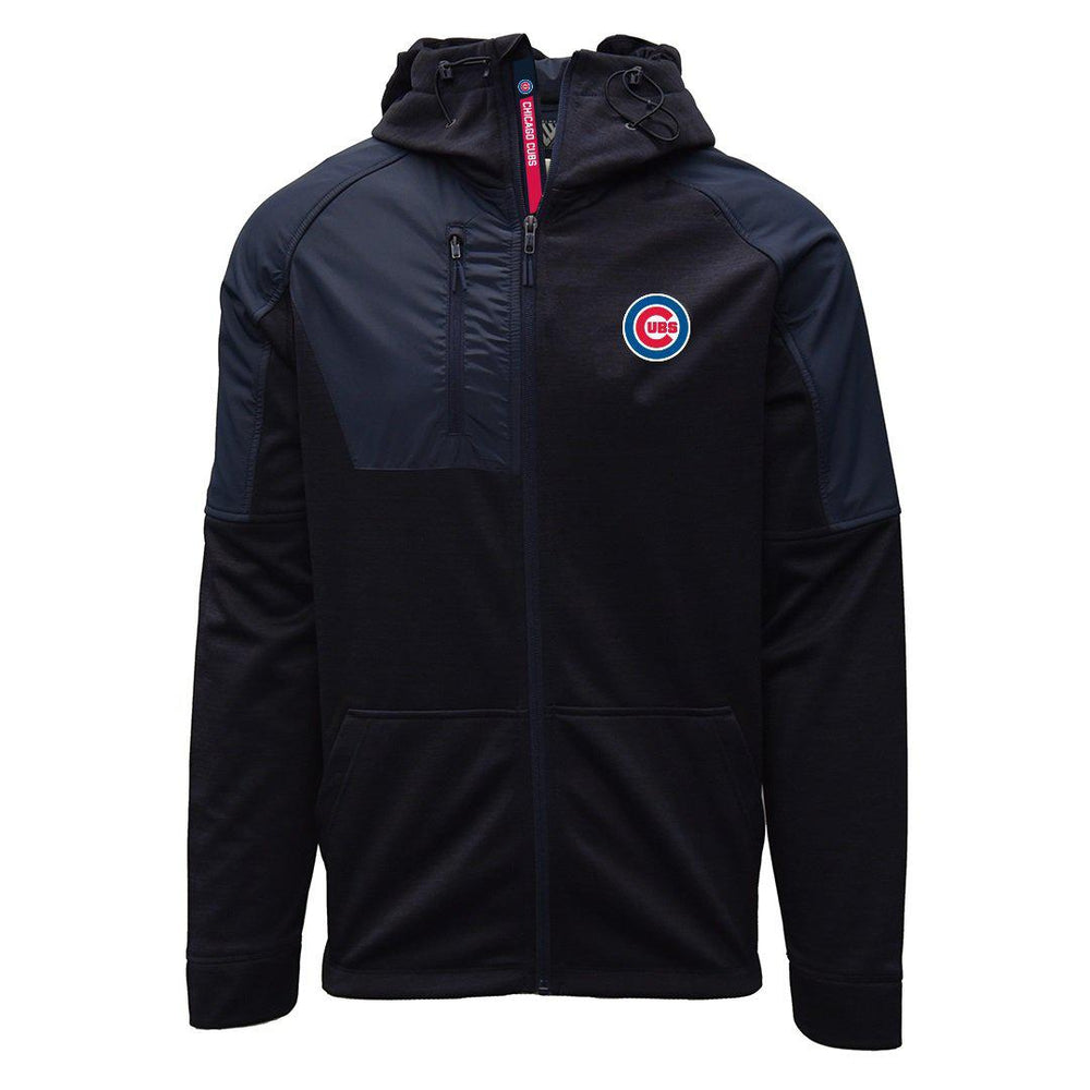 MAVEN CHICAGO CUBS HOODED JACKET