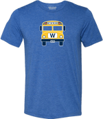 CHICAGO CUBS GET ON THE BUS TEE - Ivy Shop