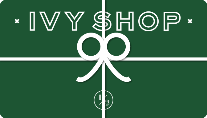 GIFT CARD - Ivy Shop