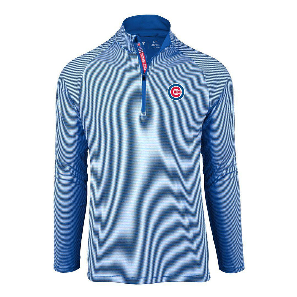 ORION CHICAGO CUBS HALF ZIP PULLOVER