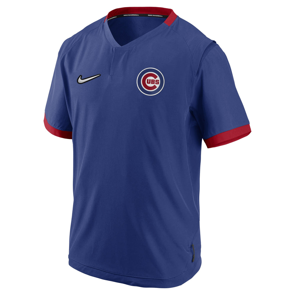 CHICAGO CUBS NIKE AUTHENTIC COLLECTION HOT JACKET