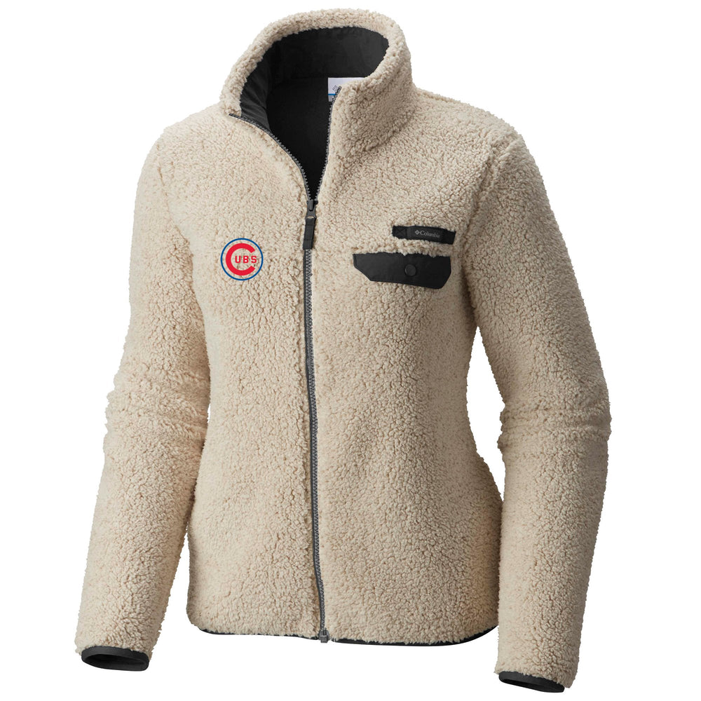CHICAGO CUBS WOMEN'S 1969 LOGO MOUNTAIN JACKET