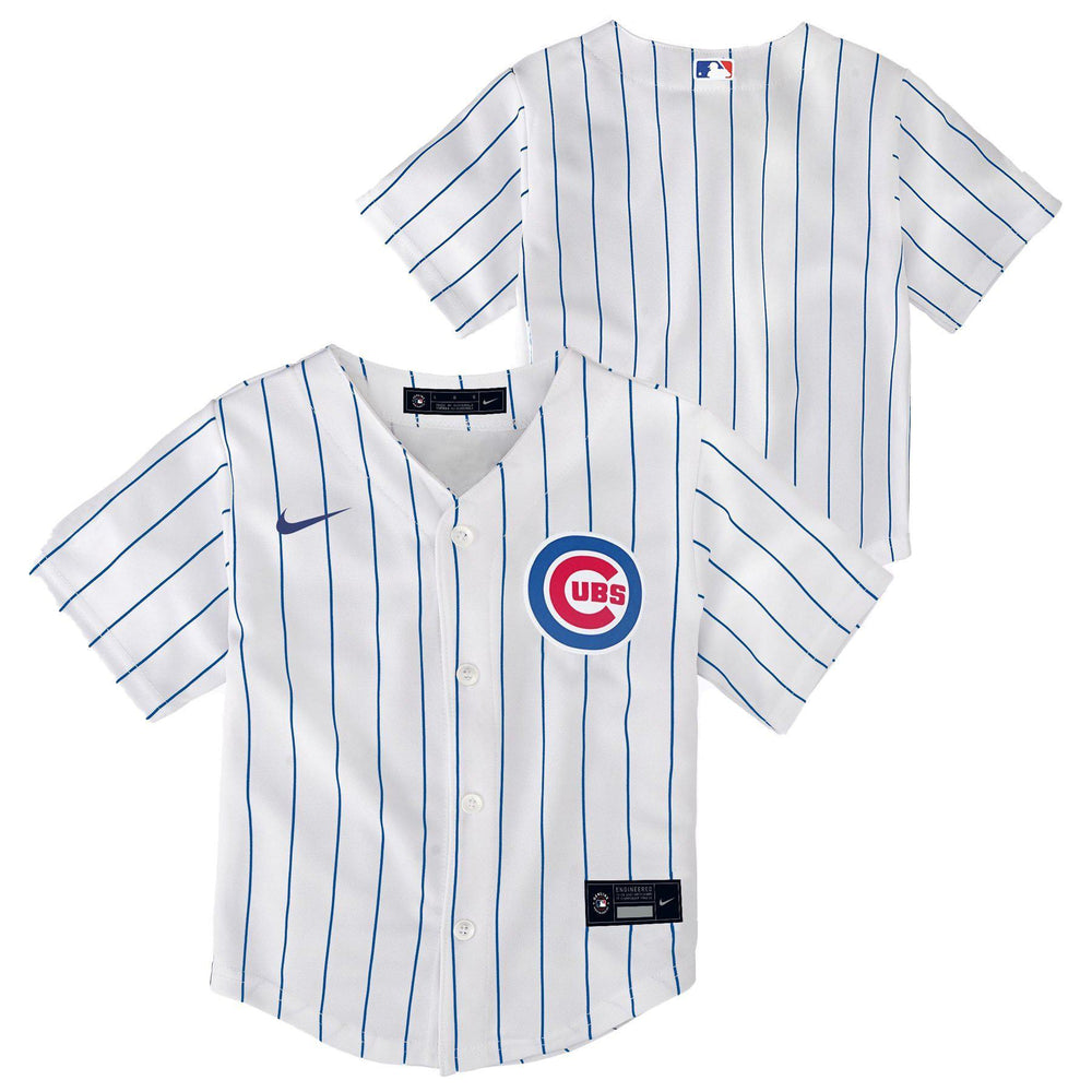 REPLICA YOUTH CHICAGO CUBS JERSEY - HOME - Ivy Shop