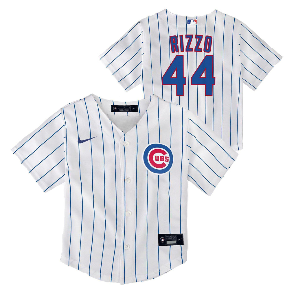 YOUTH REPLICA ANTHONY RIZZO CHICAGO CUBS JERSEY