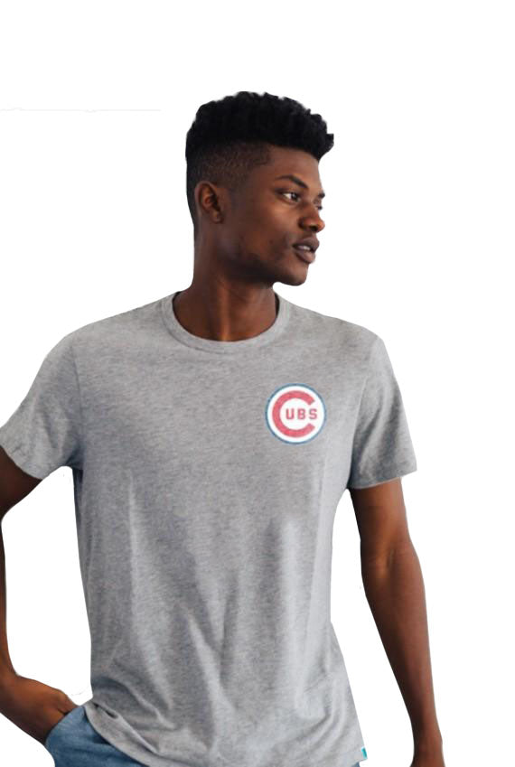 1969 LC MONUMENT CHICAGO CUBS TEE - Ivy Shop