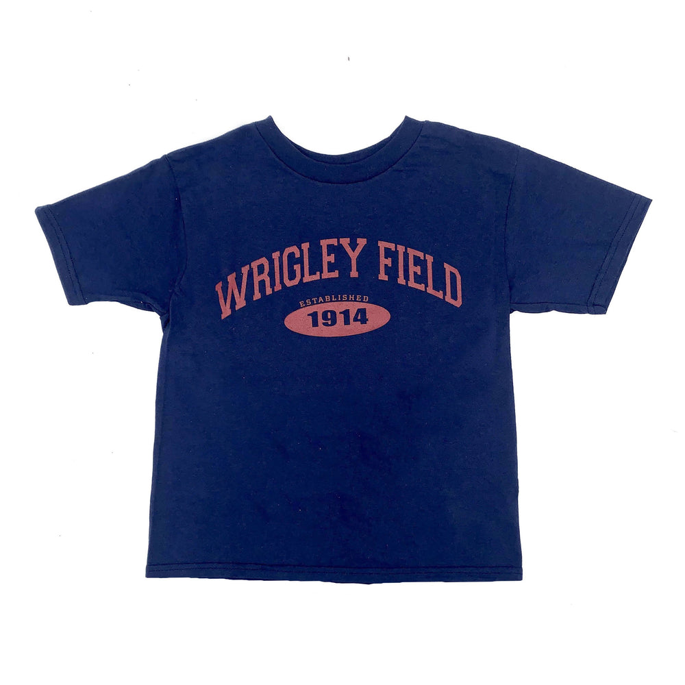 EST. 1914 KIDS WRIGLEY FIELD TEE - Ivy Shop