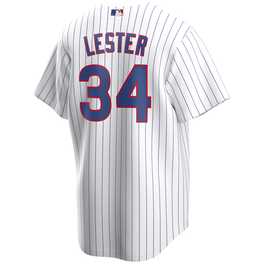 REPLICA CHICAGO CUBS JON LESTER JERSEY - HOME