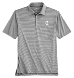 LYNDON STRIPED PREP-FORMANCE CHICAGO CUBS POLO