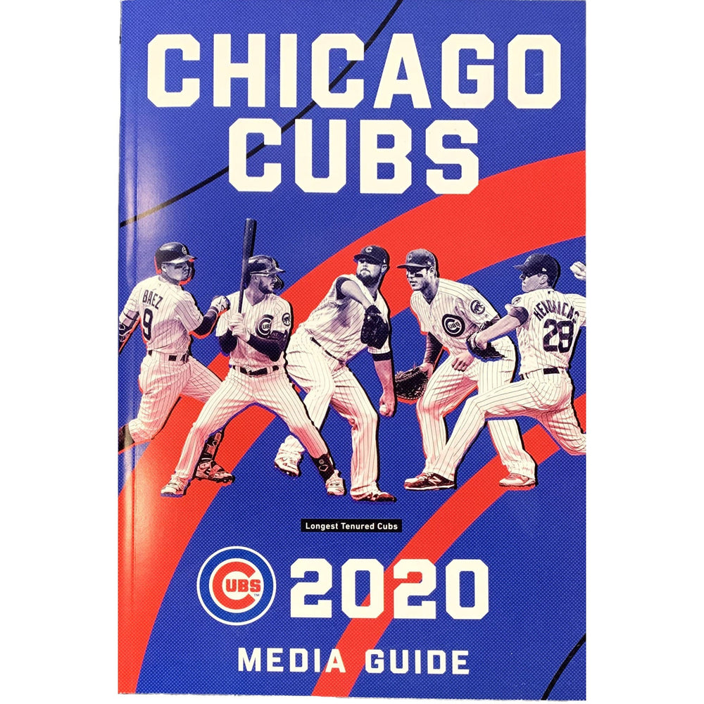 2020 Chicago Cubs Media Guide