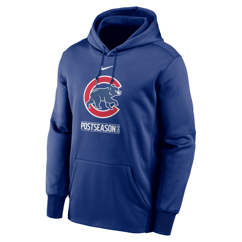 2020 POSTSEASON LOCKER ROOM CHICAGO CUBS HOODIE