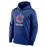 2020 POSTSEASON LOCKER ROOM CHICAGO CUBS HOODIE - Ivy Shop