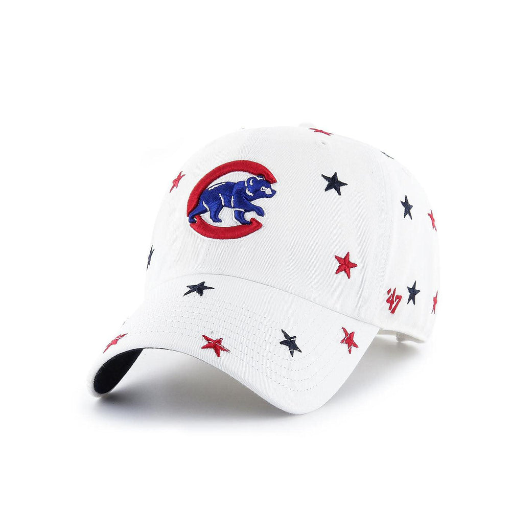 STARS '47 CLEAN UP WOMEN'S CHICAGO CUBS ADJUSTABLE CAP - Ivy Shop