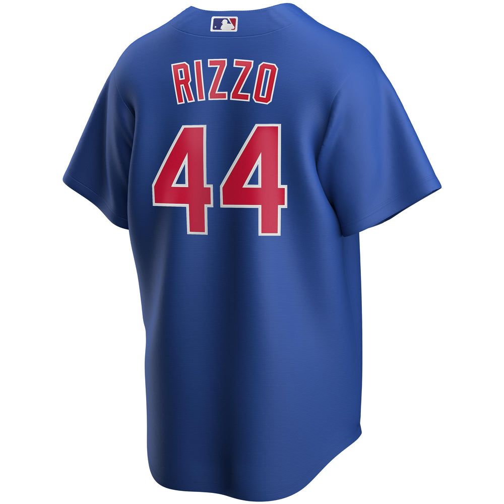 REPLICA ANTHONY RIZZO CHICAGO CUBS ALTERNATE JERSEY