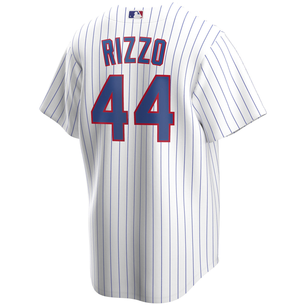 REPLICA CHICAGO CUBS ANTHONY RIZZO JERSEY - HOME - Ivy Shop