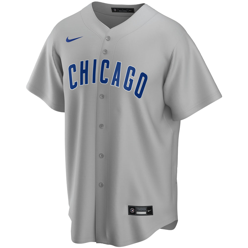 REPLICA CHICAGO CUBS KRIS BRYANT JERSEY - ROAD - Ivy Shop