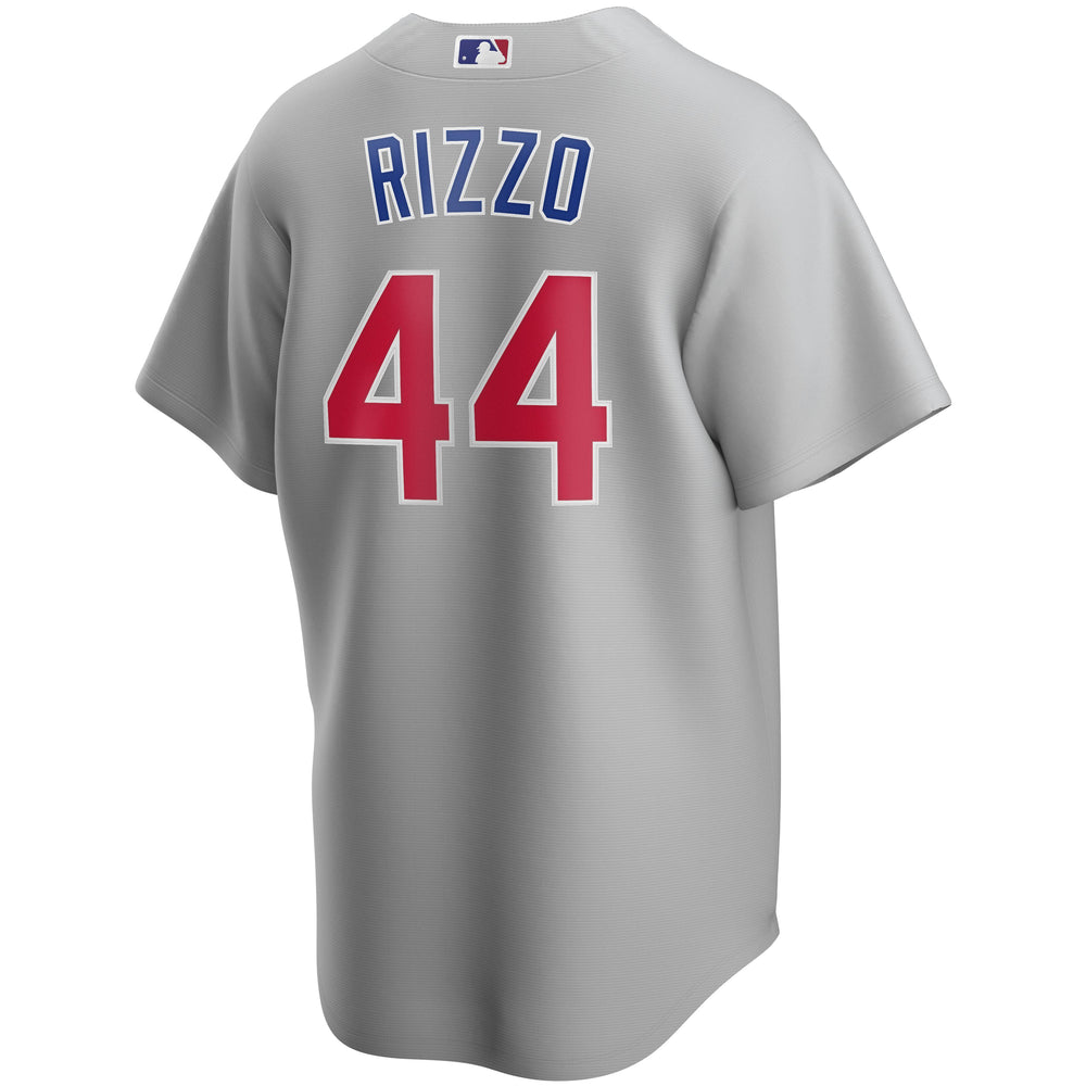 REPLICA CHICAGO CUBS ANTHONY RIZZO JERSEY - ROAD