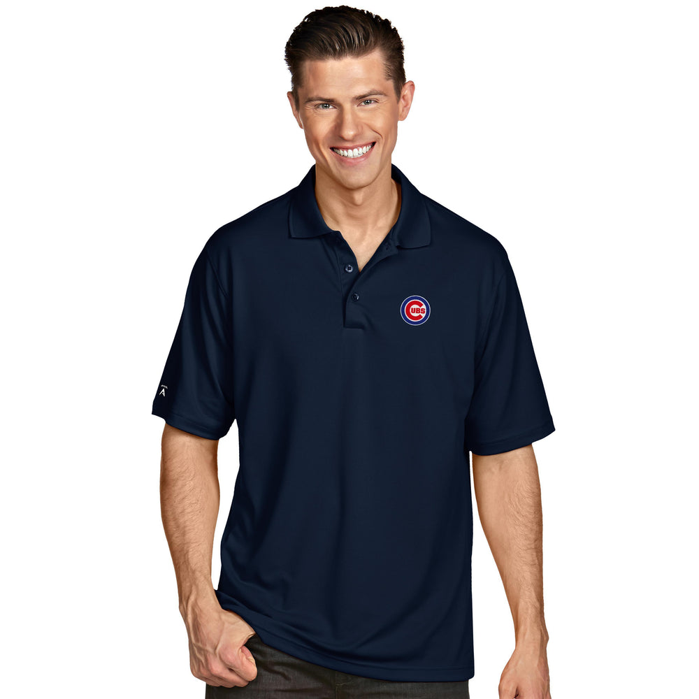 XTRA-LITE BULLSEYE CHICAGO CUBS POLO - Ivy Shop