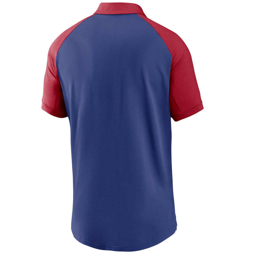 RAGLAN LEGACY CHICAGO CUBS POLO - Ivy Shop