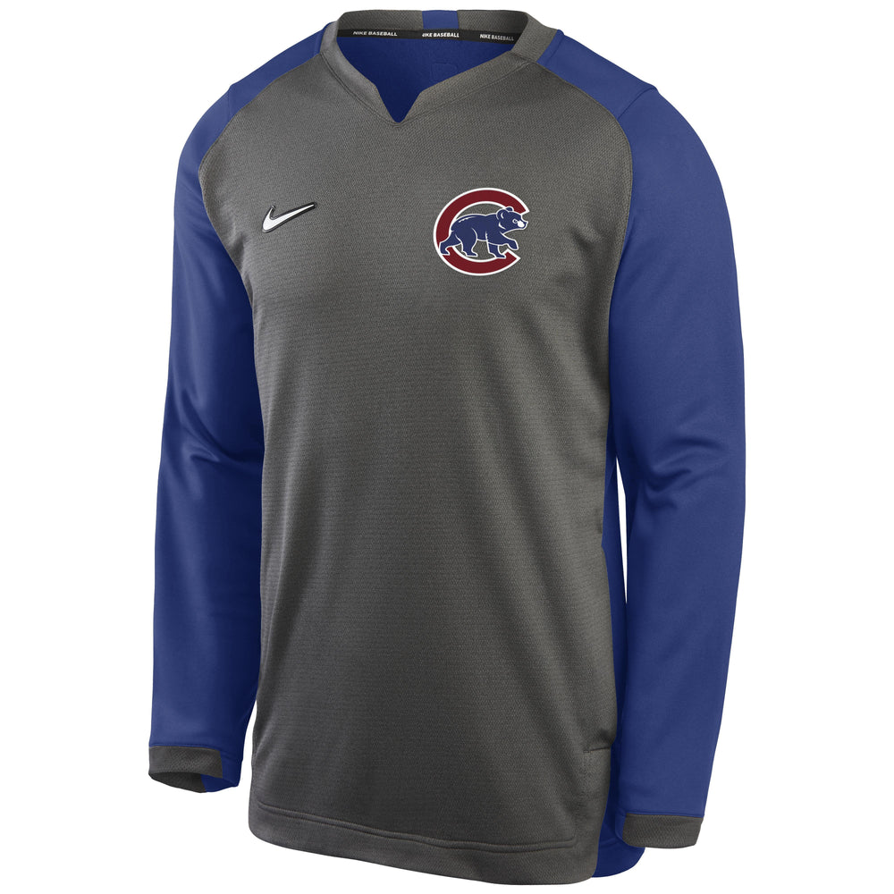 CHICAGO CUBS AUTHENTIC COLLECTION THERMAL CREW