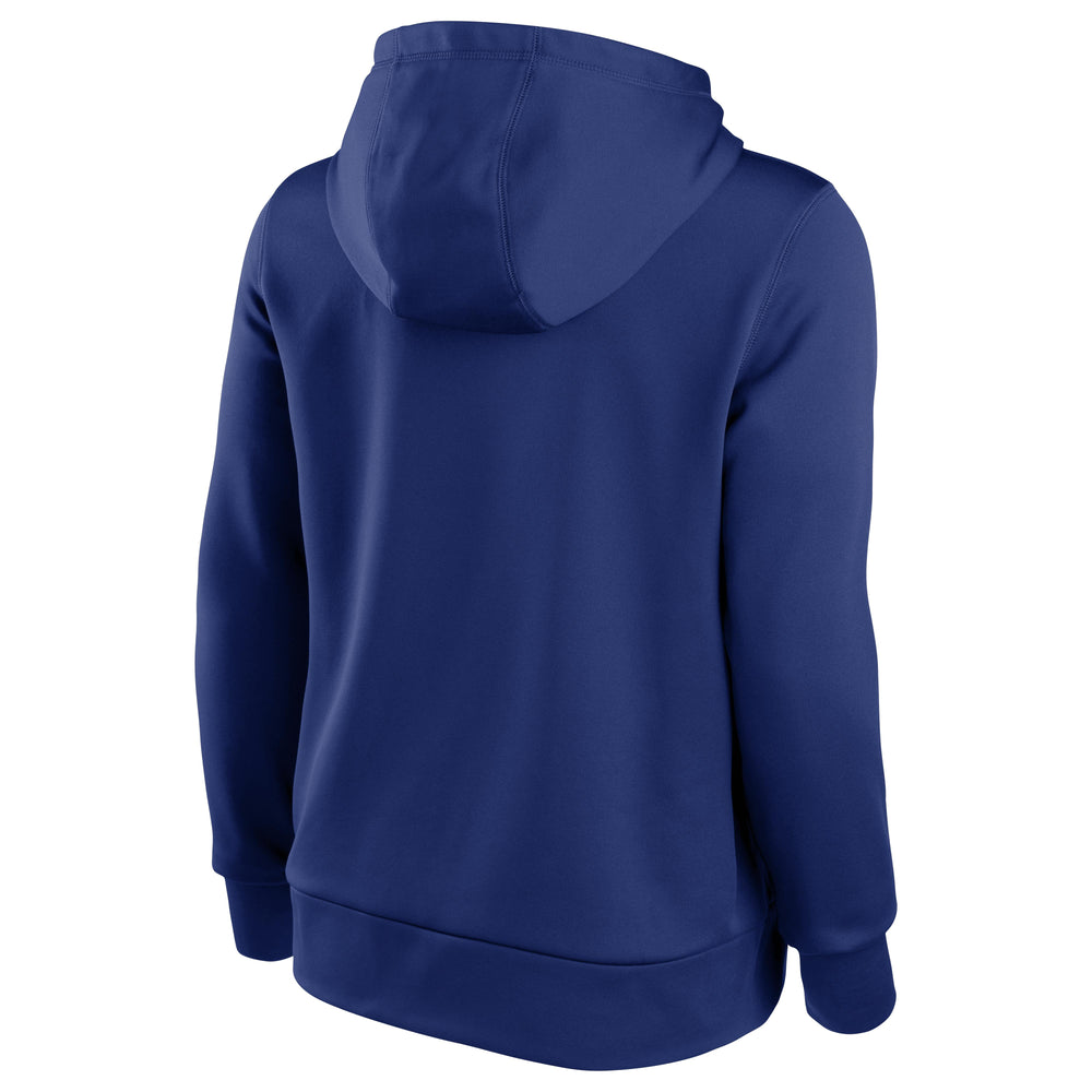 CHICAGO CUBS WOMEN'S AUTHENTIC COLLECTION THERMA FLEECE HOODIE - Ivy Shop