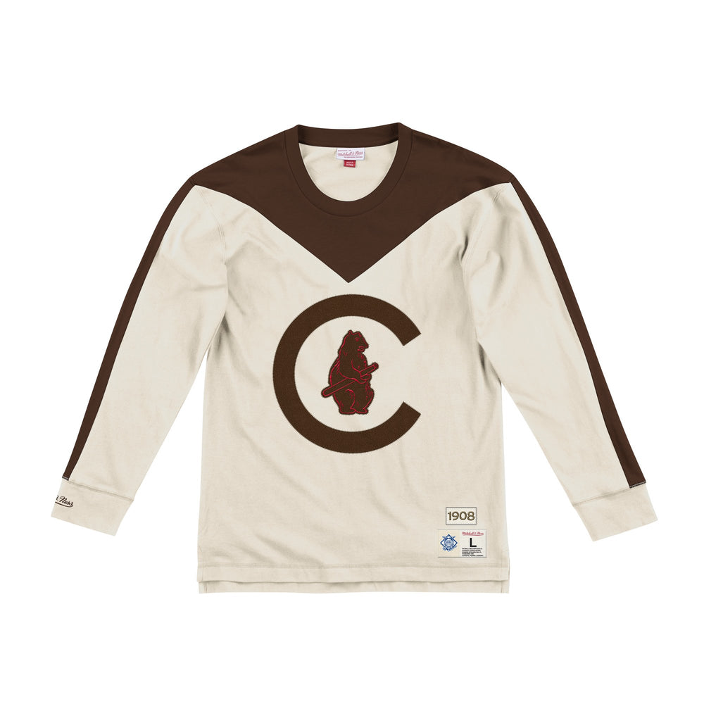1908 INSPIRED CHICAGO CUBS LONG SLEEVE