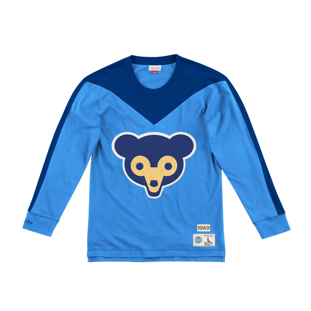1969 INSPIRED CHICAGO CUBS LONG SLEEVE