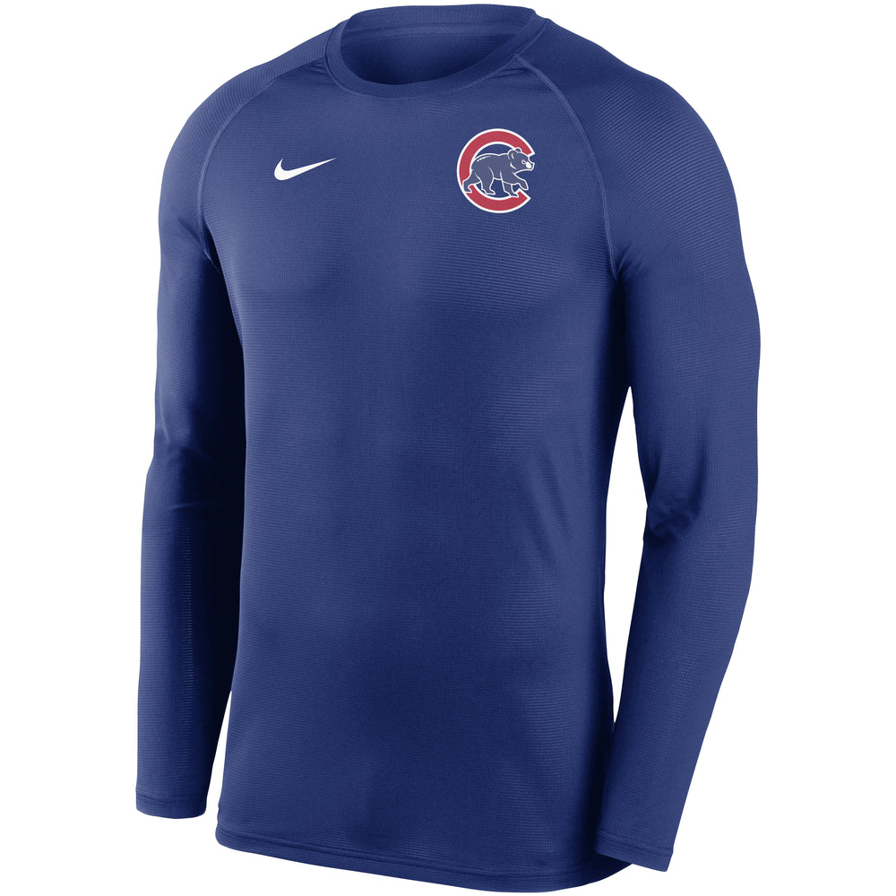 BREATHE CHICAGO CUBS LONG SLEEVE TEE