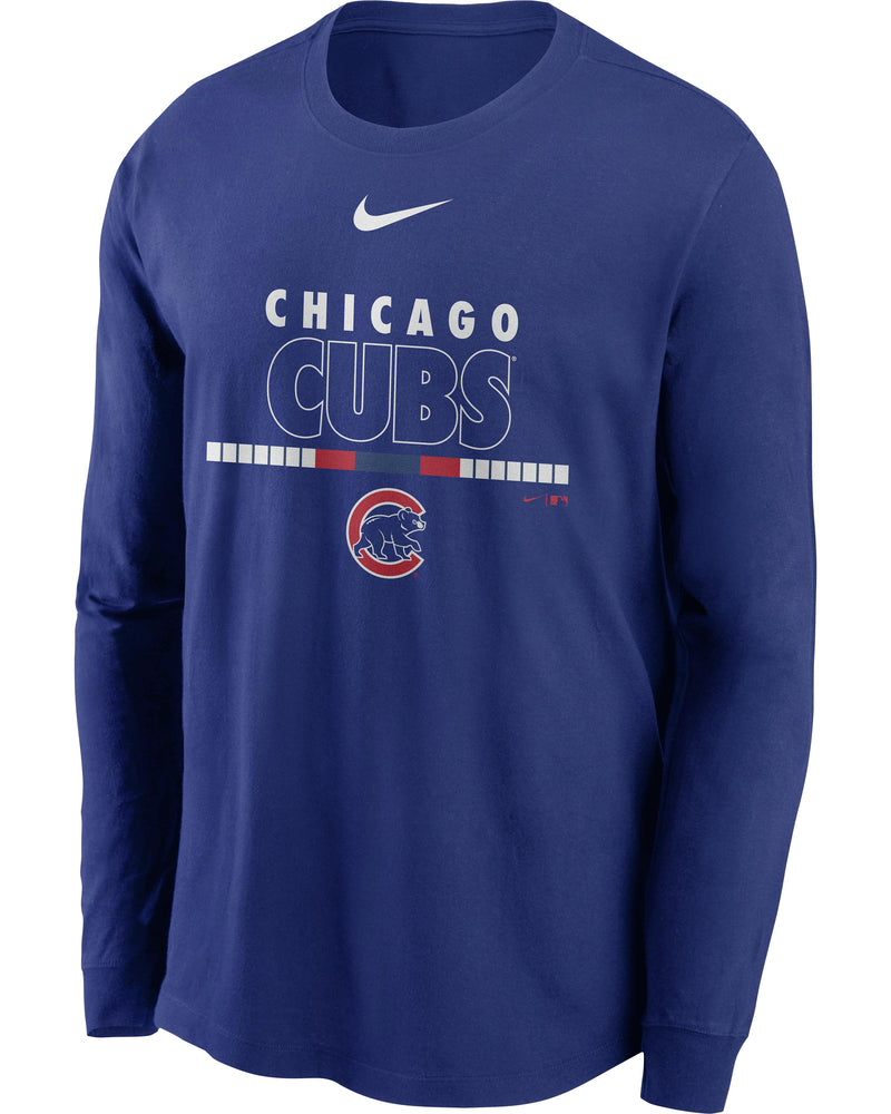 COLOR BAR CHICAGO CUBS LONG SLEEVE TEE - Ivy Shop