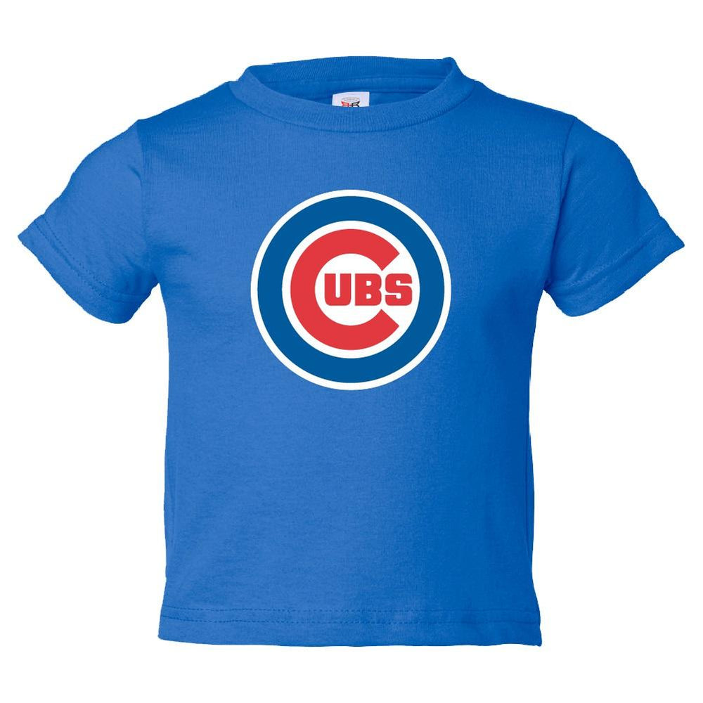 ROYAL LOGO INFANT CHICAGO CUBS TEE