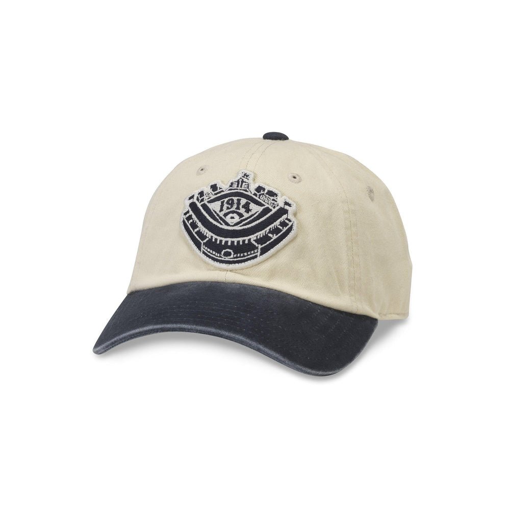 WRIGLEY FIELD STADIUM DRAWING CAP