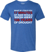 WHAT IF I TOLD YOU WORLD SERIES TEE