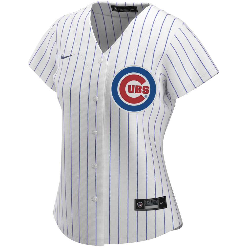 REPLICA WOMEN'S CHICAGO CUBS JERSEY - HOME - Ivy Shop