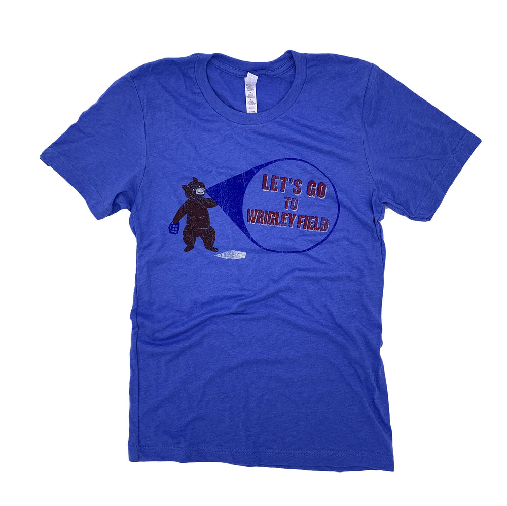 LETS GO WRIGLEY FIELD TEE - Ivy Shop