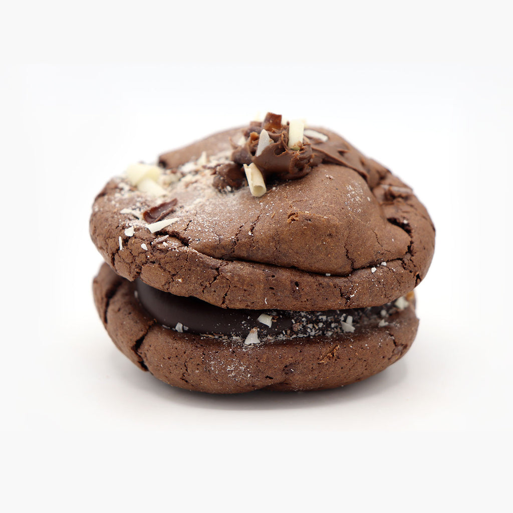 Gluten Free Kinder Nutella cookie