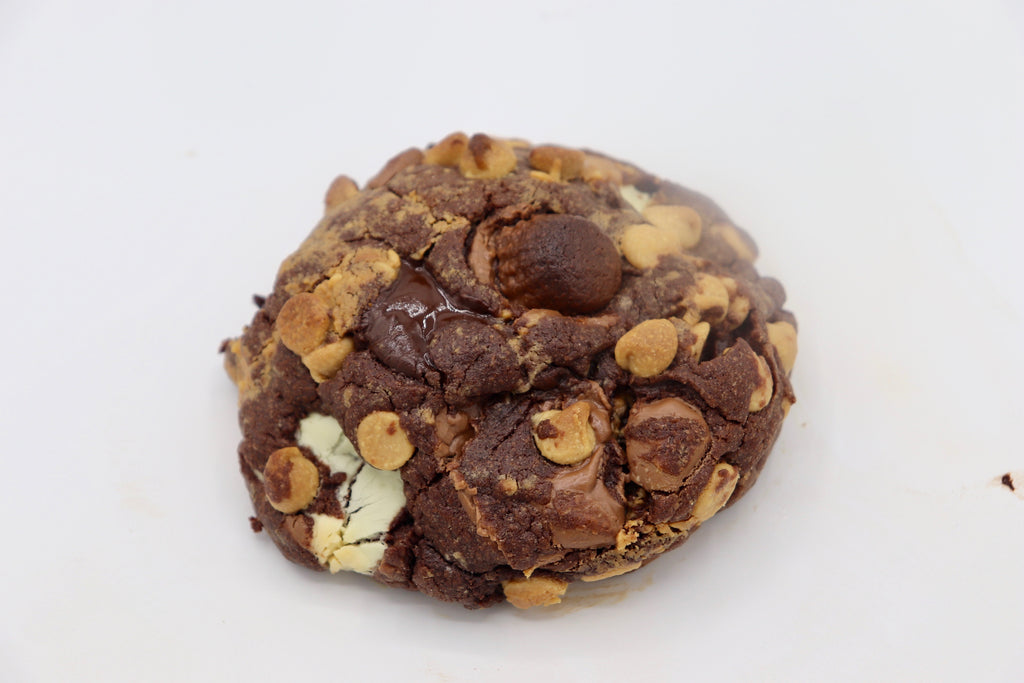 Reeses Cup Peanut Butter Brookie