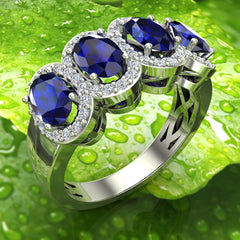 The Symbol of Royal Love - Sapphires!!