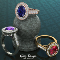 The perfect season for colored gemstone jewelry - Summer!