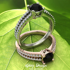 Buy Black Diamond Earrings ? Holiday gifts for her ? Find out more