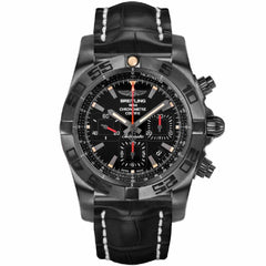 Breitling Chronomat 44 Blacksteel MB0111C3/BE35-744P