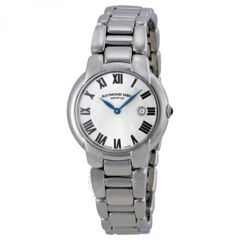 Jasmine Silver Dial Ladies Watch 5229-ST-01659